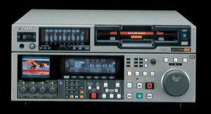 Panasonic DVCPro HD AJ-HD1700