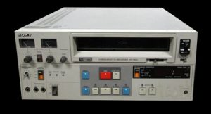 Sony U-Matic VO 7600
